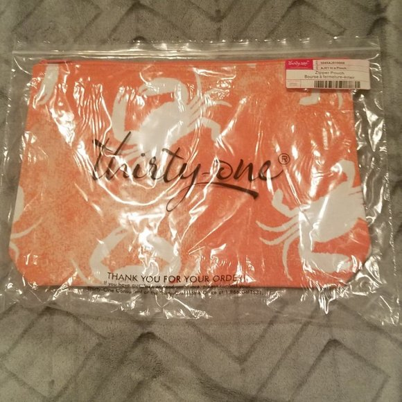 Thirty One Zipper Pouch- In A Pinch